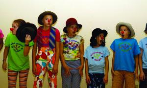 Circus Camp Clowns