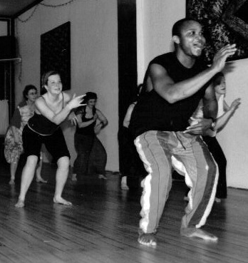 African Dance Festival at Mazo Movement Arts 2003