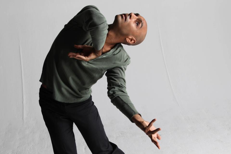 dancer Paul Singh