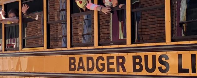 Mazo Circus Bus!