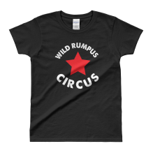 Wild Rumpus Ladies' T-Shirt