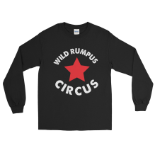 Wild Rumpus Longsleeve T-Shirt